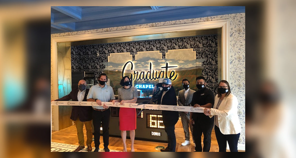 The Graduate Chapel Hill Hotel Officially Opens on Franklin Street