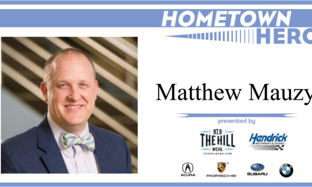 Hometown Hero: Matthew Mauzy from the South Orange Rescue Squad