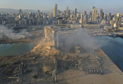 Negligence Suspected in Beirut Blast Involving Chemicals