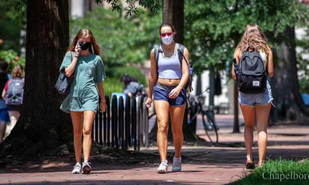 Since Reopening, 3K NC College Students Got Coronavirus