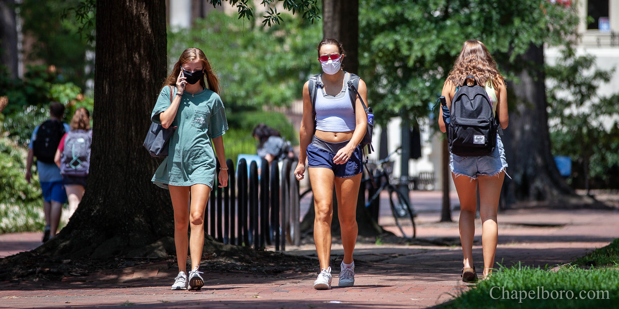 UNC Prepares To Vaccinate Students On Campus Starting Next Week