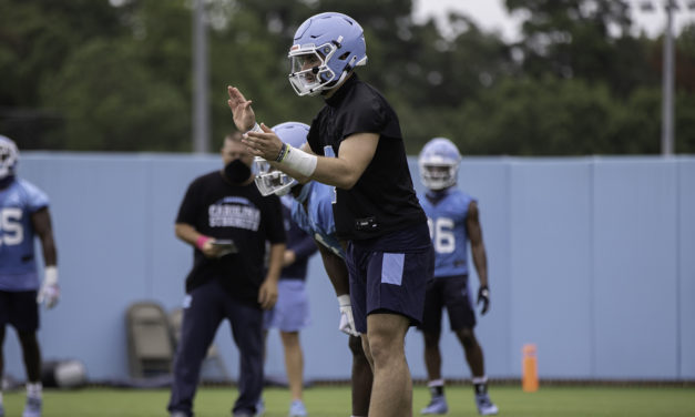 No. 18 UNC Football Looks to Live Up to the Hype in Opener Against Syracuse