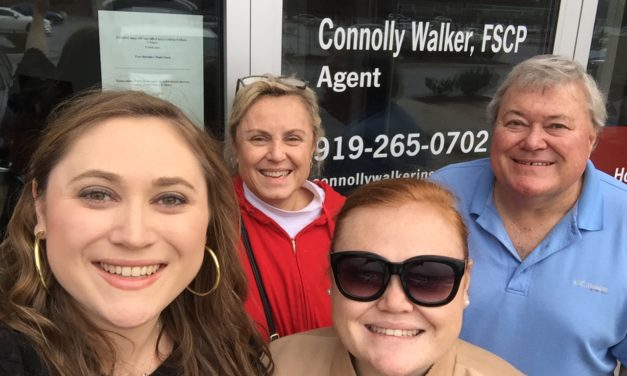Woman Crush Wednesday: Connolly Walker