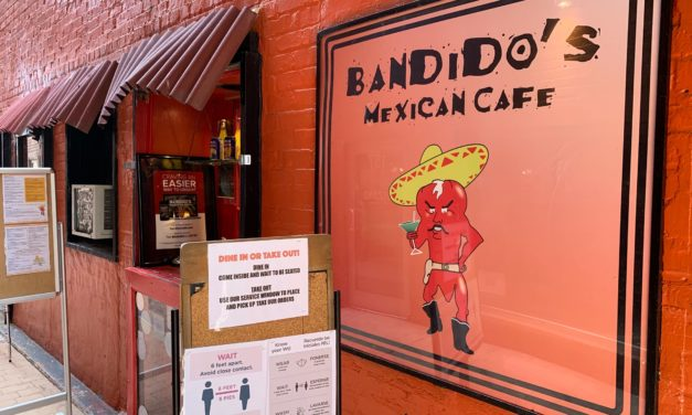 Bandido's is Back Open for Business in Chapel Hill