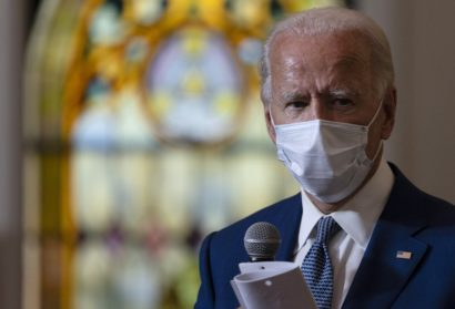 Biden's Low-Key Campaign Style Worries Some Democrats