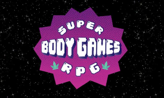 Super Body Games RPG: Digital Carrboro, Real Feelings