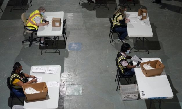 NC Elections Board, Republicans Spar Over Absentee Changes