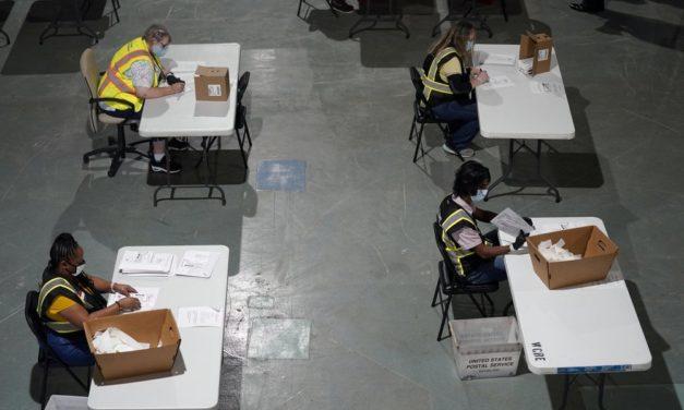 Hundreds of Ballots Accepted as North Carolina Begins Voting