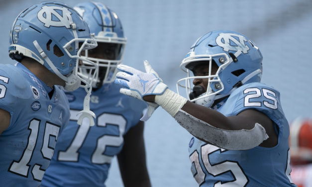 UNC Rises to No. 11 in AP College Football Top 25