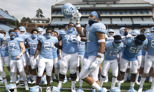 UNC Safety Myles Wolfolk Ruled Ineligible, Will Miss Remainder of Season