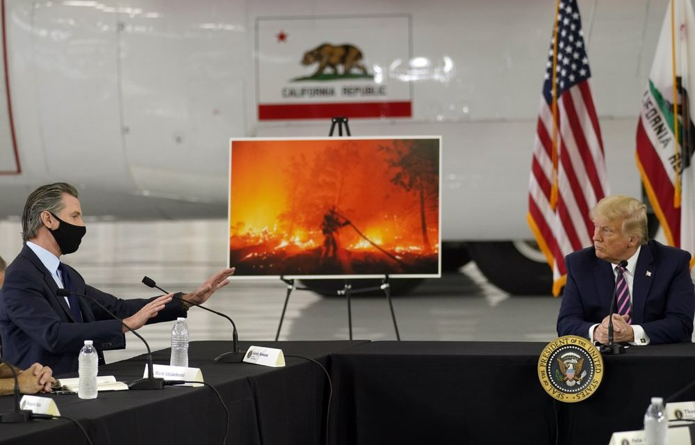 Trump Spurns Science on Climate: 'Don't Think Science Knows'
