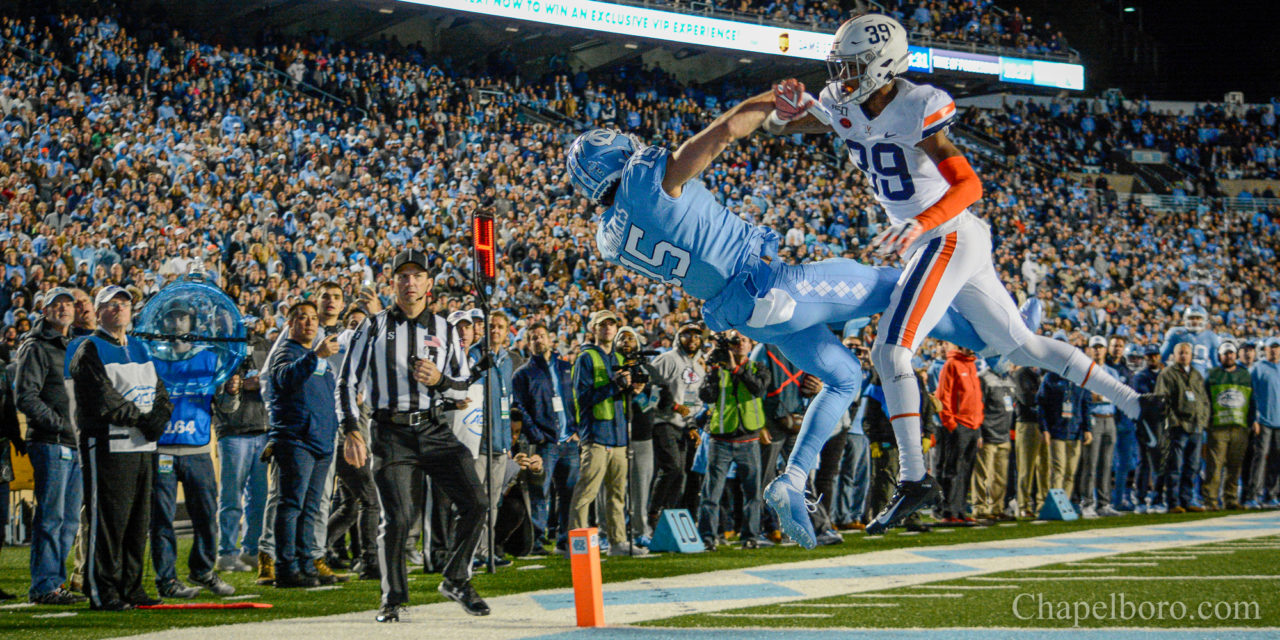 Report: Parents of UNC Football Players to be Allowed at Remaining Home Games