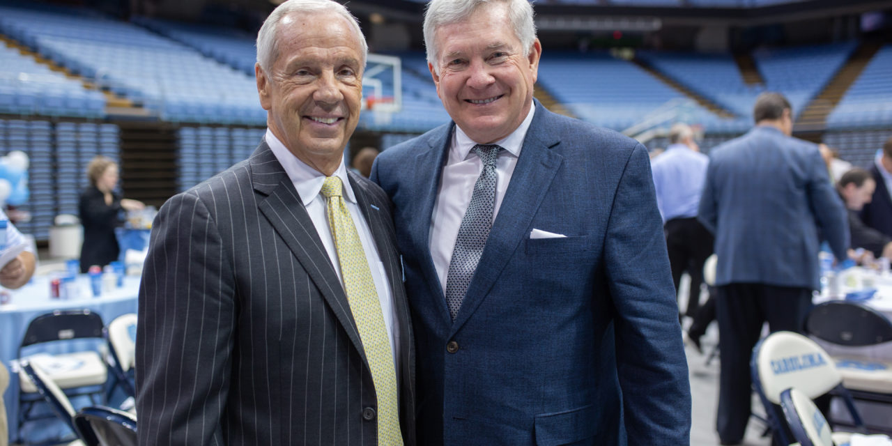 UNC's Roy Williams and Mack Brown Team Up For North Carolina Voting Video