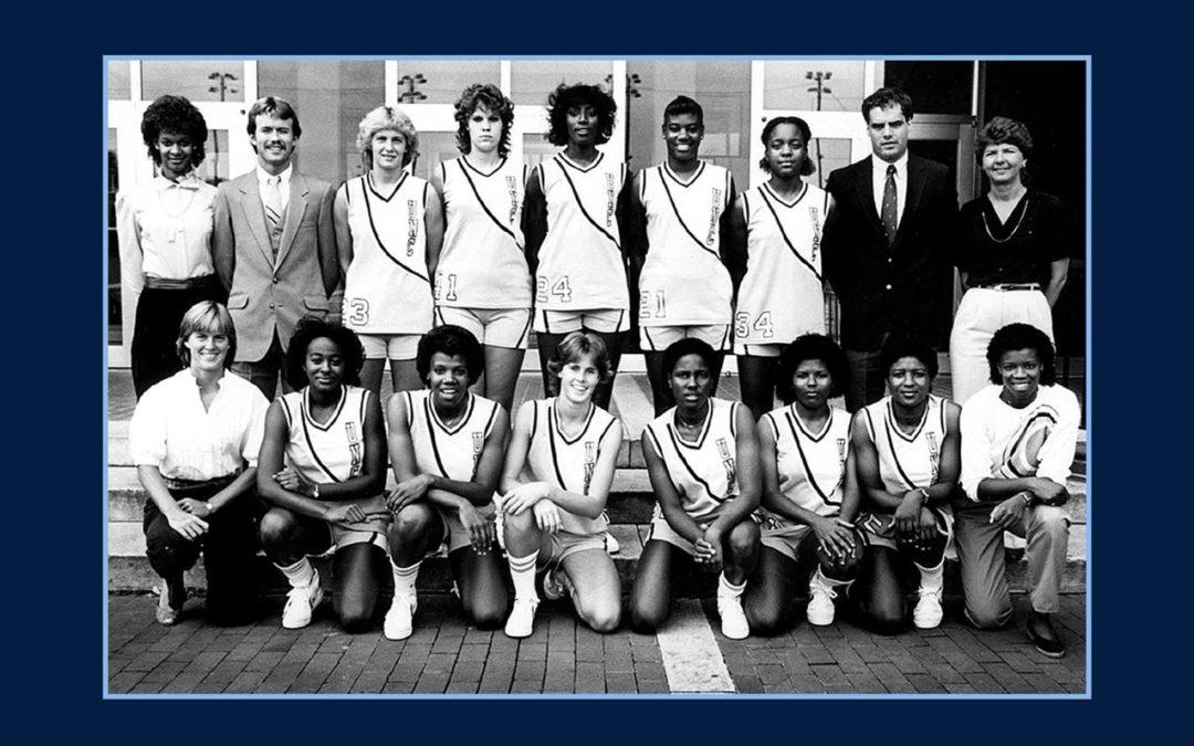 Former UNC Women's Basketball Head Coach Jennifer Alley Receives Nike Lifetime Achievement Award