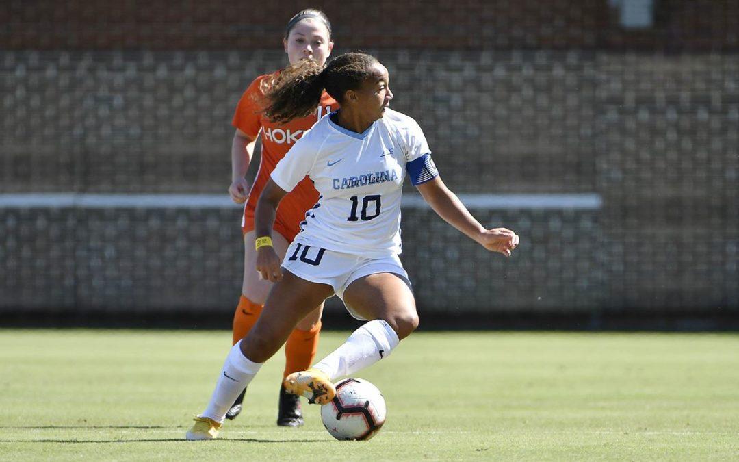 Rachel Jones Named TopDrawerSoccer's National Offensive Player of the Week