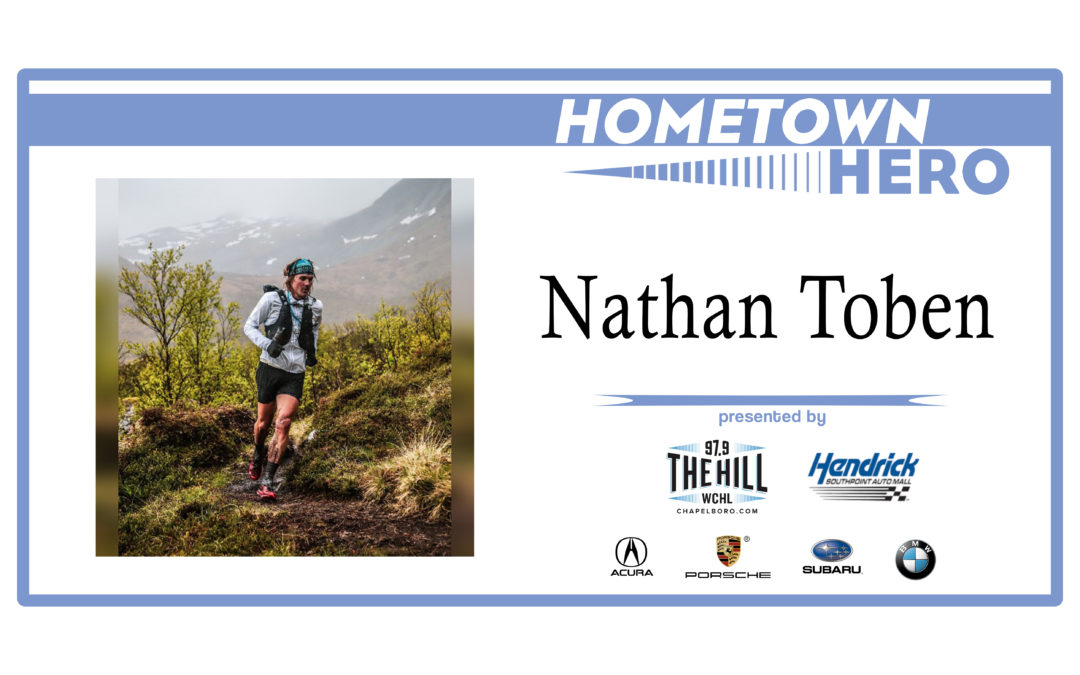 Hometown Hero: Nathan Toben