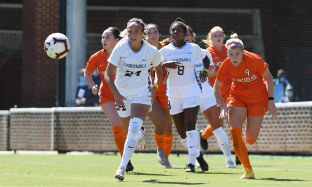 UNC Women's Soccer Ranked No. 1 in United Coaches Poll