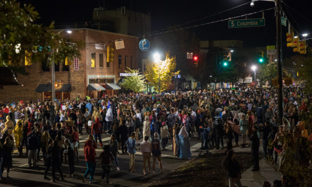 Chapel Hill Encourages No Halloween Gatherings on Franklin, Offers 'Safer' Alternatives