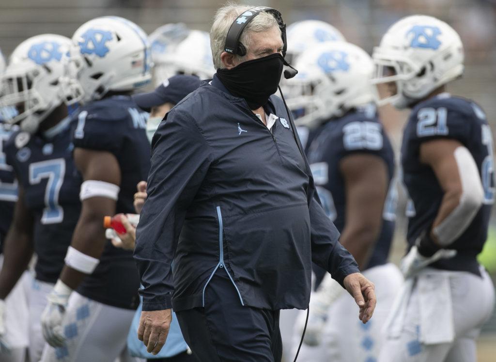 UNC Football Looking to Prove it Belongs in Top Five With Complete Performance at FSU