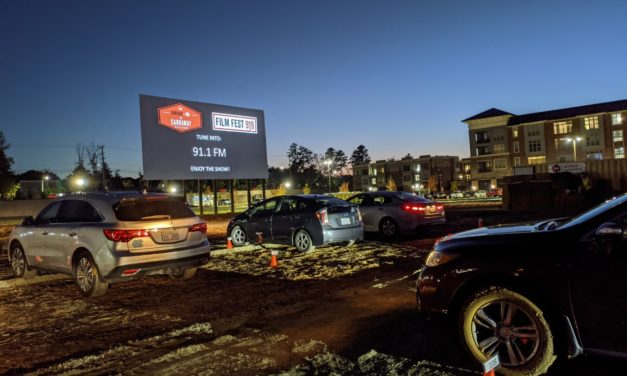 New Drive-in at Carraway Village Movie Theater Opens in Chapel Hill