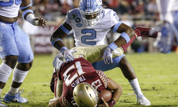 No. 14 UNC Looks to Bounce Back in Top 25 Rivalry Showdown Against No. 23 NC State