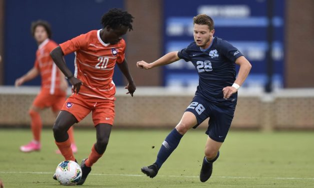 Men's Soccer: UNC Drops Two Spots to No. 5 in United Coaches Poll