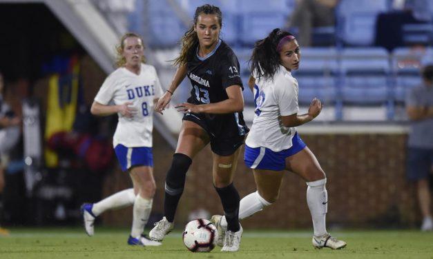 Women's Soccer: No. 1 UNC Blanks Duke to Remain Unbeaten