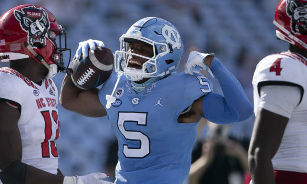 Dazz Newsome Taken in Sixth Round of NFL Draft by Chicago Bears
