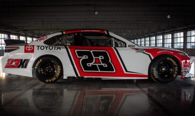 Michael Jordan Reveals Paint Scheme and Manufacturer for New NASCAR Team