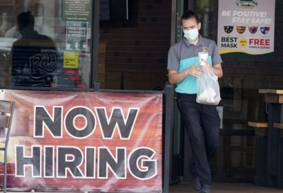 U.S. Jobless Claims up for 2nd Straight Week as Virus Worsens