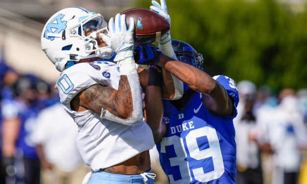 Maintaining Focus Key to Victory for UNC Football Against Wake Forest