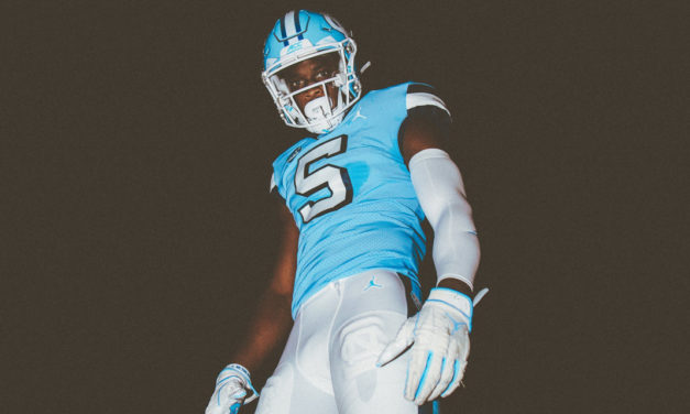 UNC Football Reveals Throwback Jerseys For Game vs. Wake Forest