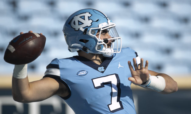 Howell's Career Day Leads UNC to 59-53 Comeback Win Over Wake Forest