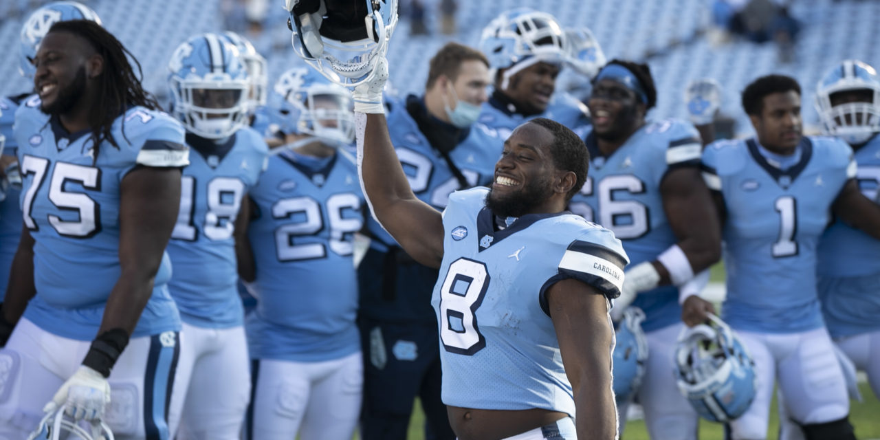 Unc Football Ranked No 25 In Latest Ap College Football Poll Chapelboro Com