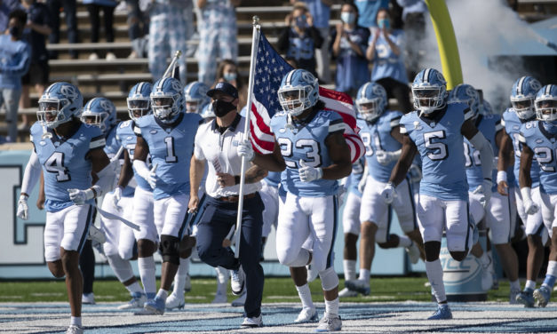 UNC Ranked No. 19 in College Football Playoff Rankings