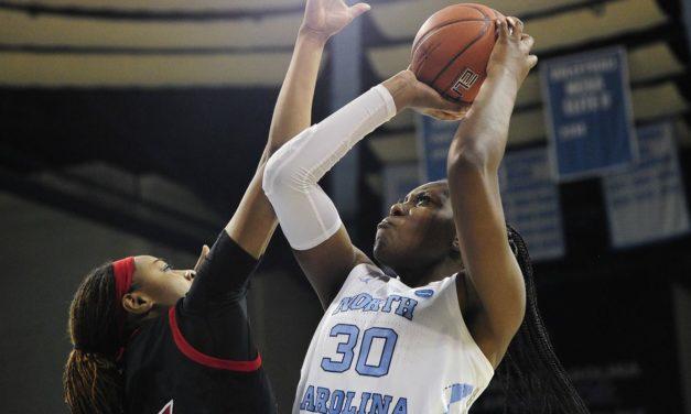 Women's Basketball: Tar Heels Open Season With 90-61 Victory Over Radford