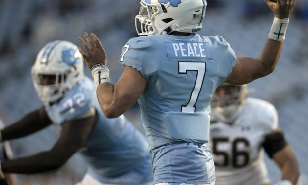 UNC Football Game at Notre Dame to be Nationally Televised in Prime Time