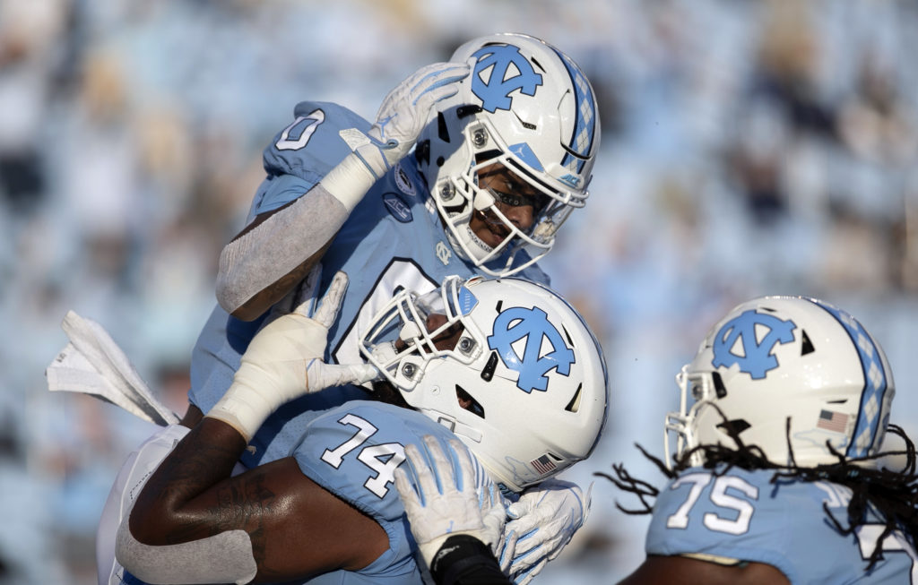 UNC Football Ranked No. 7 in ESPN's Way-Too-Early Top 25 Poll for 2021