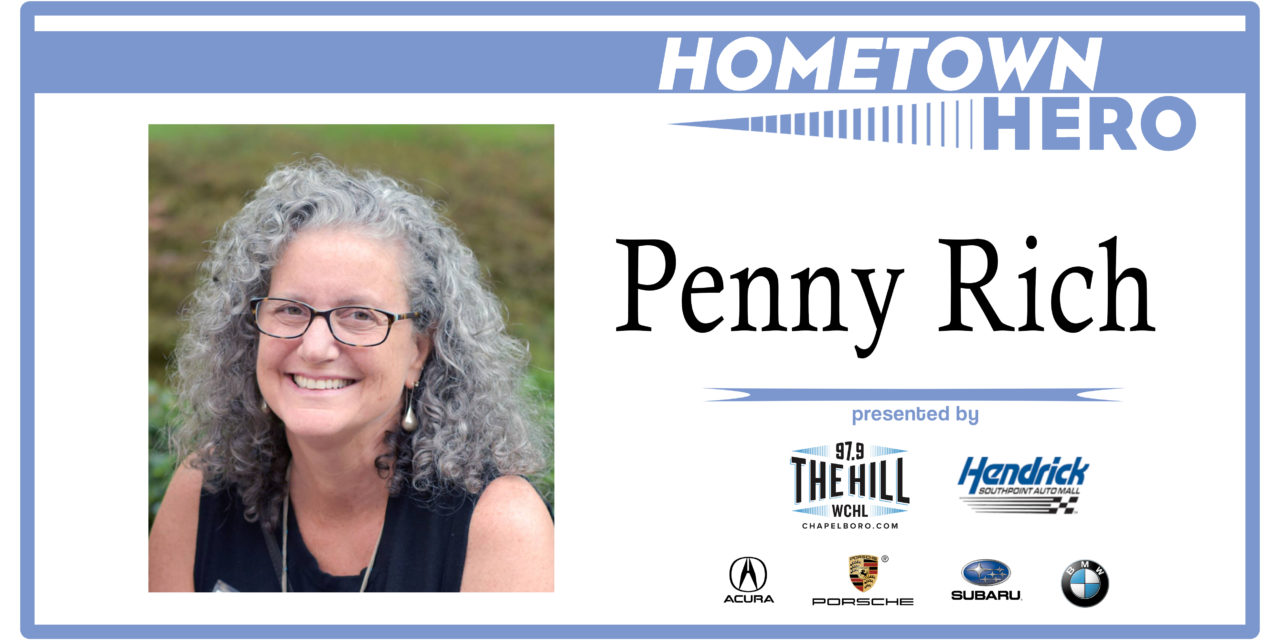 Hometown Hero: Penny Rich from the Orange County Board of Commissioners