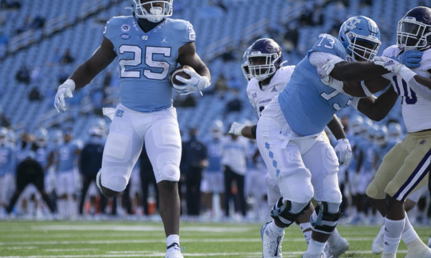 Javonte Williams Selected No. 35 in NFL Draft by Denver