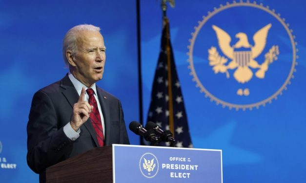 Electors Meeting To Formally Choose Biden as Next President