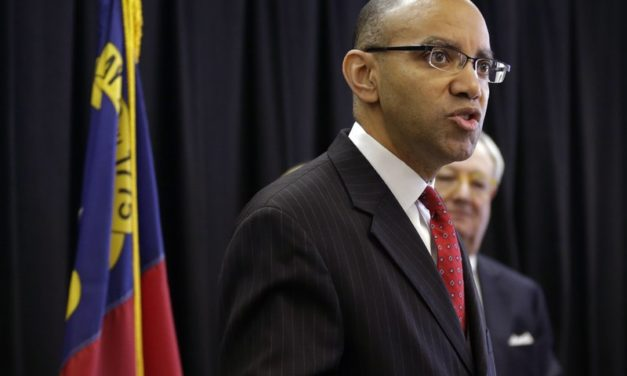 Stith Named To Lead North Carolina Community College System