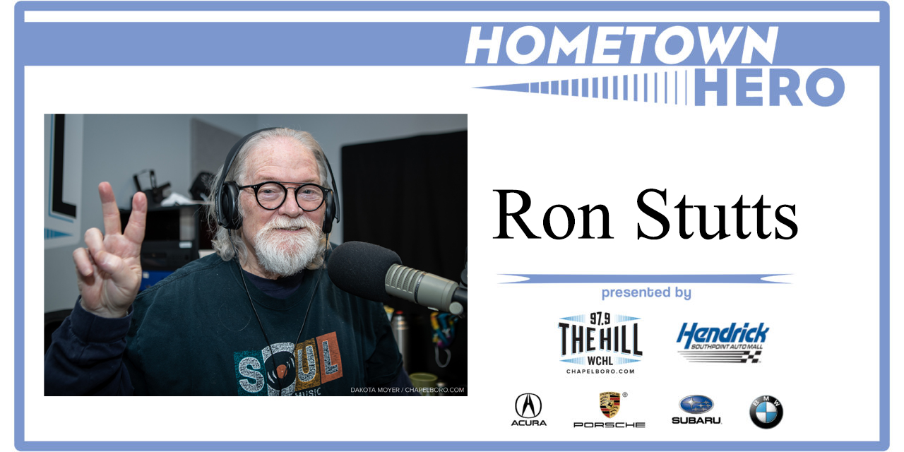 Hometown Hero: Ron Stutts from 97.9 The Hill