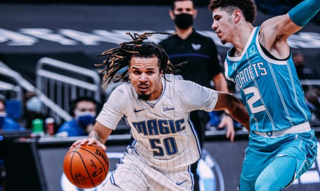 Cole Anthony Hits Game-Winning Floater to Lift Orlando Magic Past Charlotte Hornets in NBA Preseason