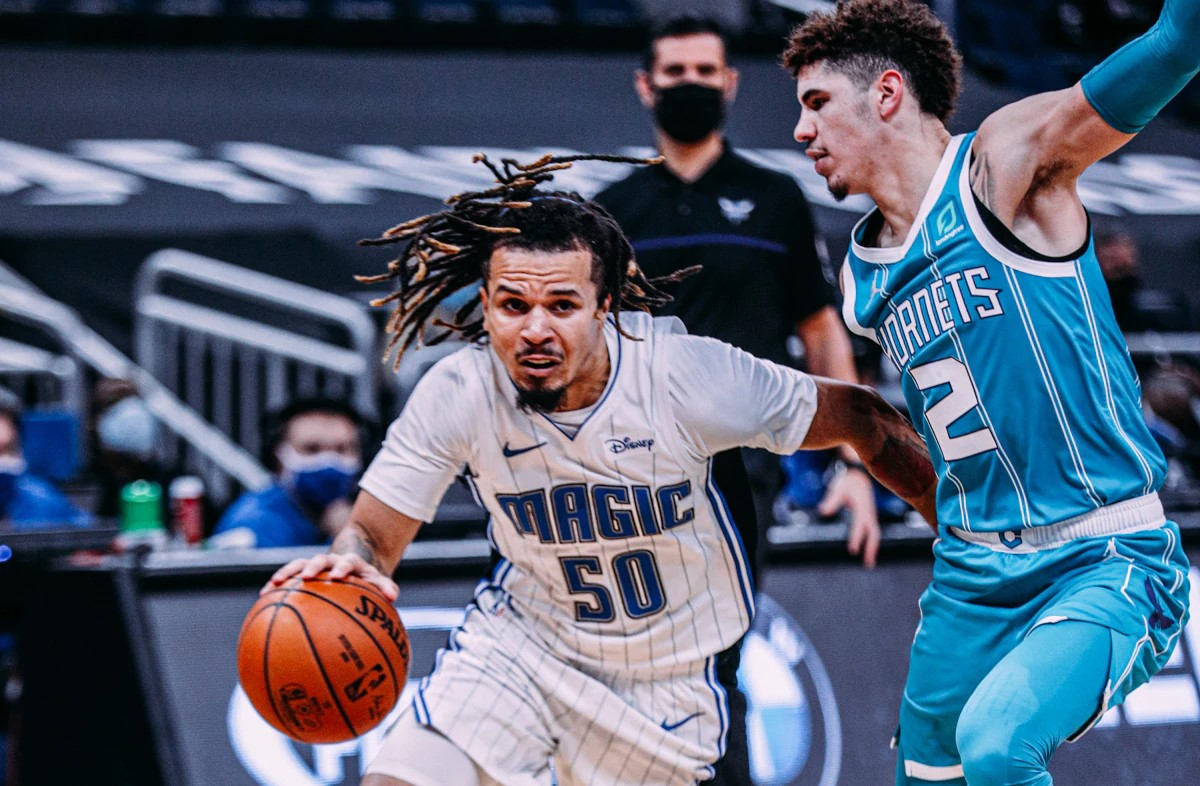 Cole Anthony Hits Game-Winning Floater to Lift Orlando Magic Past Charlotte Hornets in NBA Preseason - Chapelboro.com