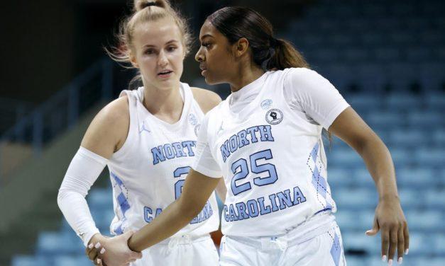 Deja Kelly Selected as ACC Women's Basketball Freshman of the Week