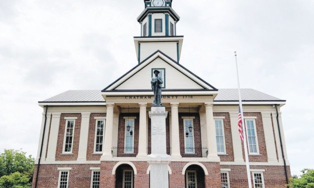Removed Confederate Monument Still Source of Contention