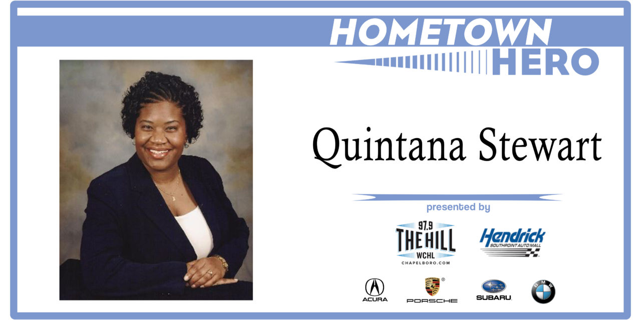 Hometown Hero: Orange County Health Director Quintana Stewart