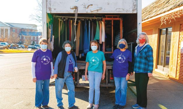 Second Bloom's New Store Hopes To Grow Organization's Domestic Abuse Services