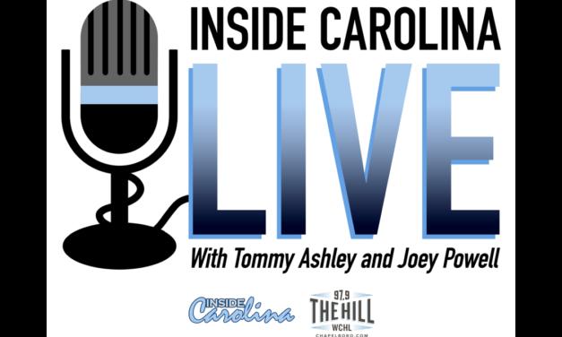 INSIDE CAROLINA LIVE 2/27/21